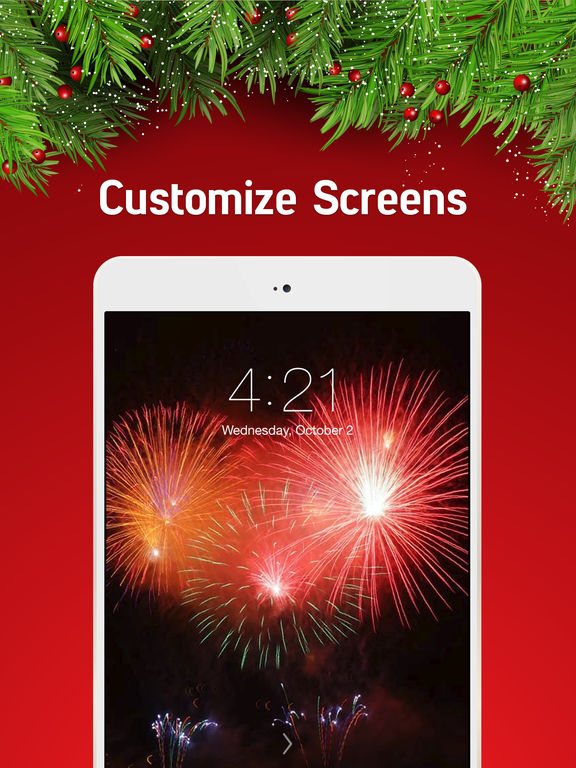 New Year Wallpapers - Christmas Countdown & Cards screenshot 6