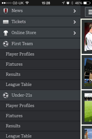 Fulham FC - náhled