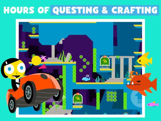 PBS KIDS Kart Kingdom screenshot 2