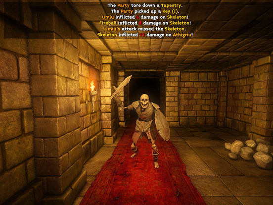 The Deep Paths screenshot 7
