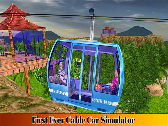Crazy Chairlift Ride : Super Free Kids Fun 2017 screenshot 7