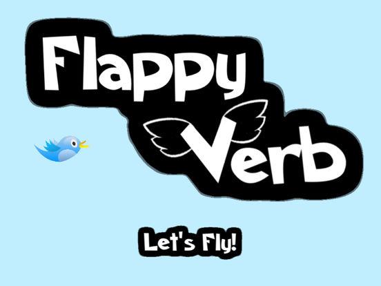FlappyVerb screenshot 1