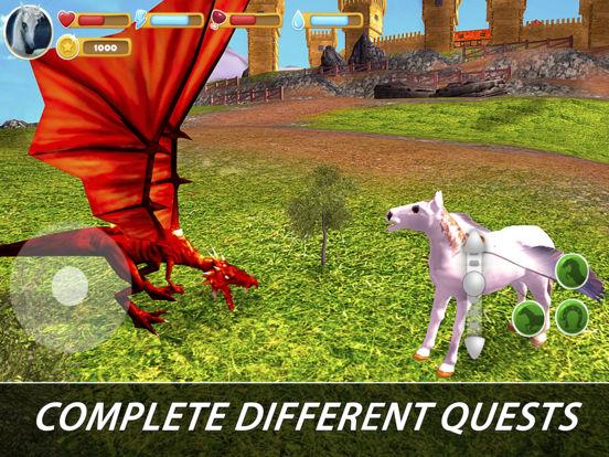 Pegasus Family Simulator Full screenshot 8