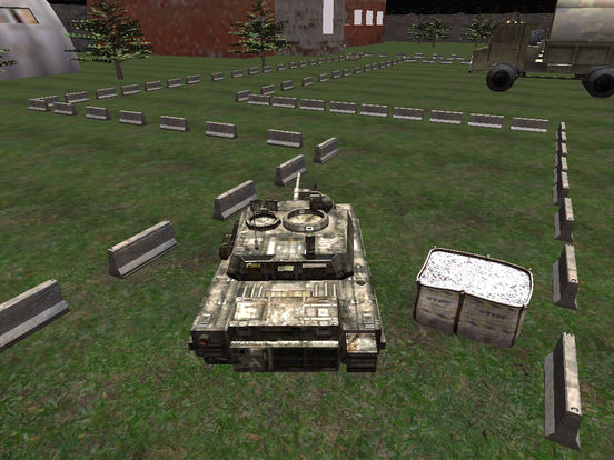Army Tank Battle Field Driver screenshot 8