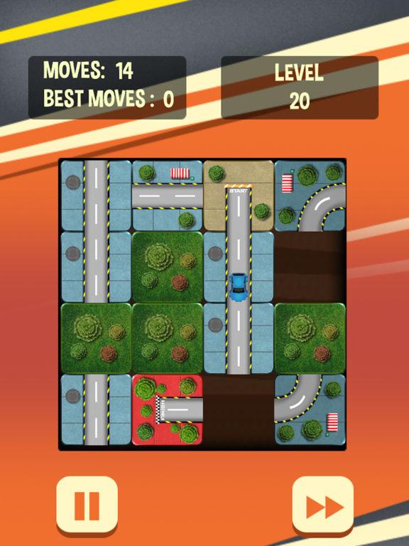 Road Maze Puzzle screenshot 5
