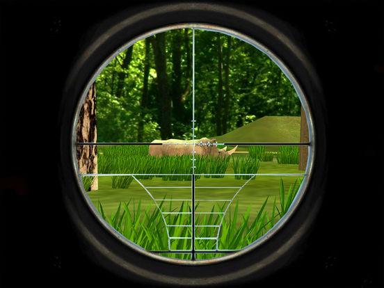 Jungle Hunting Simulator : 3D Sniper Shooting screenshot 7