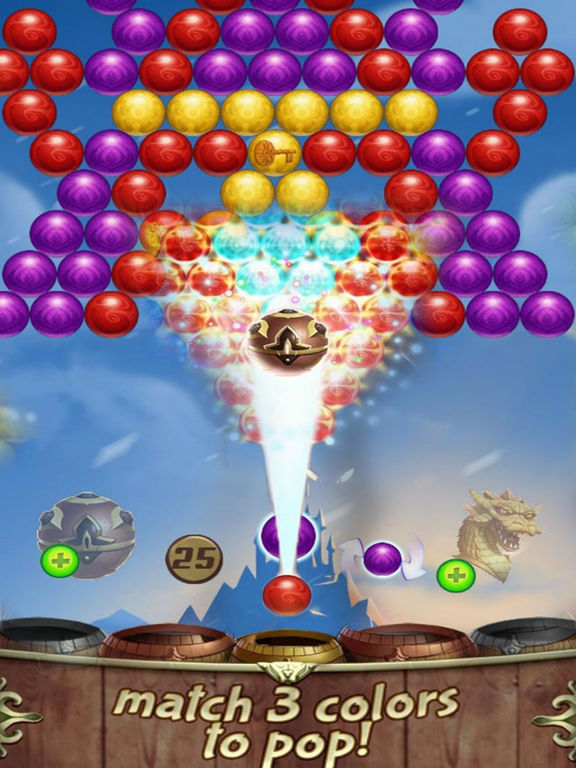 Bubble Dragon Legend 2 screenshot 4