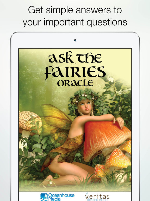 Ask the Fairies Oracle Cards screenshot 6