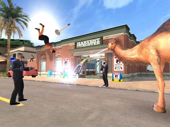Goat Simulator PAYDAY screenshot 7