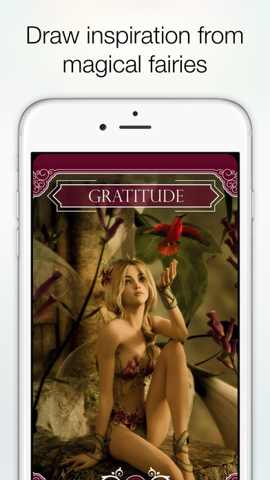 Ask the Fairies Oracle Cards screenshot 2