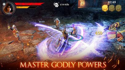 Iron Blade: Medieval RPG screenshot 3