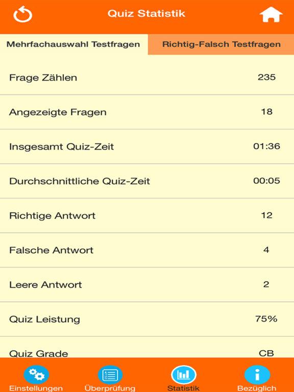 Die Psychologie Quiz screenshot 10