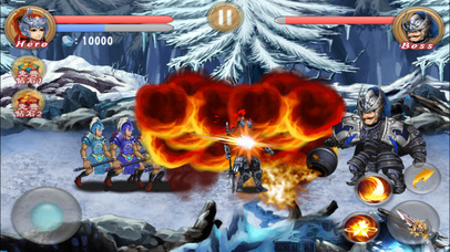 ARPG sanguo fight screenshot 2