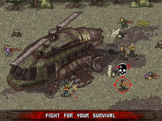 Mini DAYZ: Zombie Survival screenshot 10