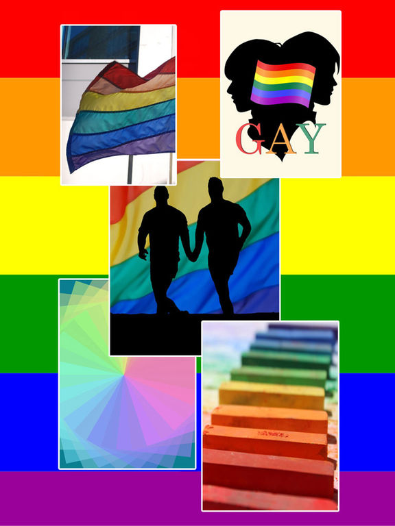 LGBT - Gay & Lesbian Wallpapers & Image Quotes screenshot 9