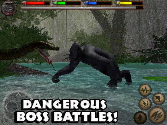 Ultimate Jungle Simulator screenshot 9