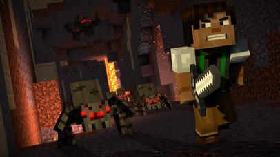 Minecraft: Story Mode - S2 screenshot 1