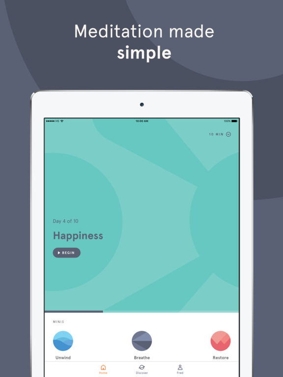 Headspace: Meditation & Sleep screenshot 7