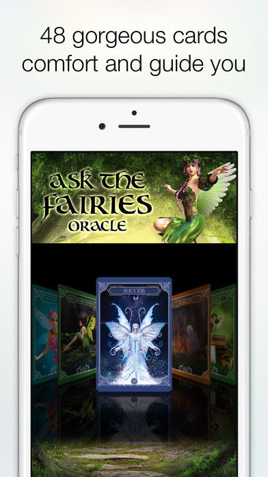 Ask the Fairies Oracle Cards screenshot 5