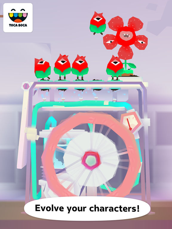 Toca Lab: Plants screenshot 7