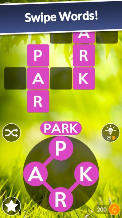 Wordscapes screenshot 1