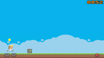 Retro Running Brothers screenshot 3