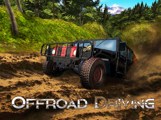 Extreme Military Offroad Full screenshot 5