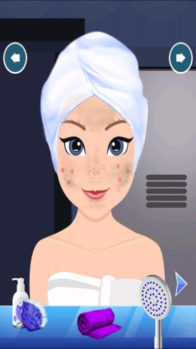 Super Hero Girl Makeover Pro - beauty makeup salon screenshot 3