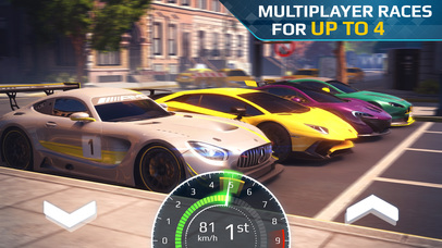 Asphalt Street Storm Racing screenshot 2