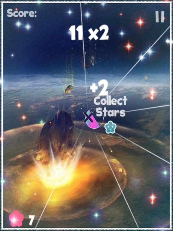 Space Falling Crush Ball screenshot 5