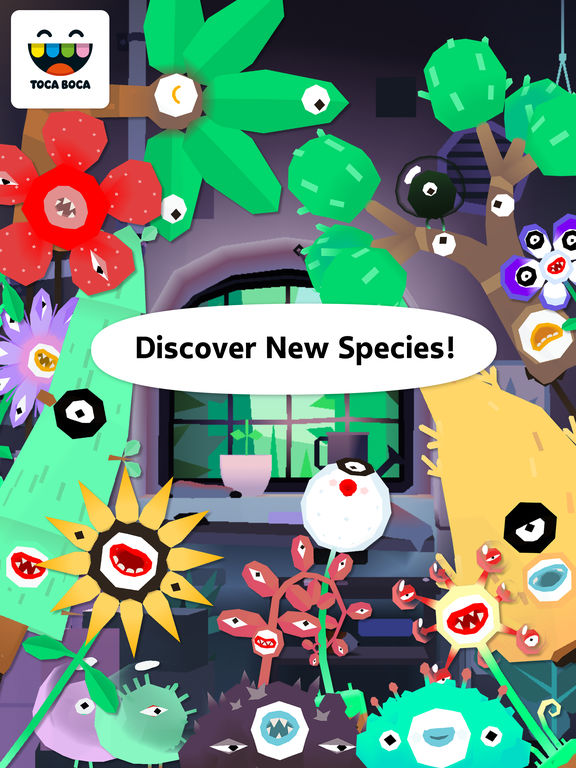 Toca Lab: Plants screenshot 10