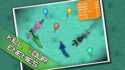 Pixel Sword Fish io screenshot 2