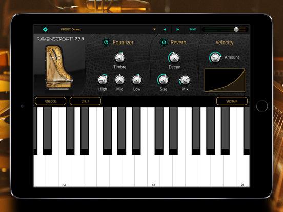 Ravenscroft 275 Piano screenshot 3