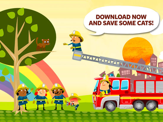 Little Fire Station For Kids screenshot 10