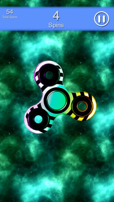 Fidget Spinner - Finger Simulator screenshot 3