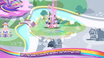 My Little Pony Rainbow Runners screenshot 5