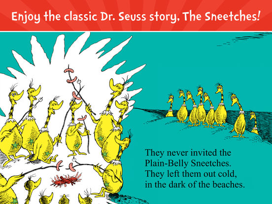 The Sneetches by Dr. Seuss screenshot 6
