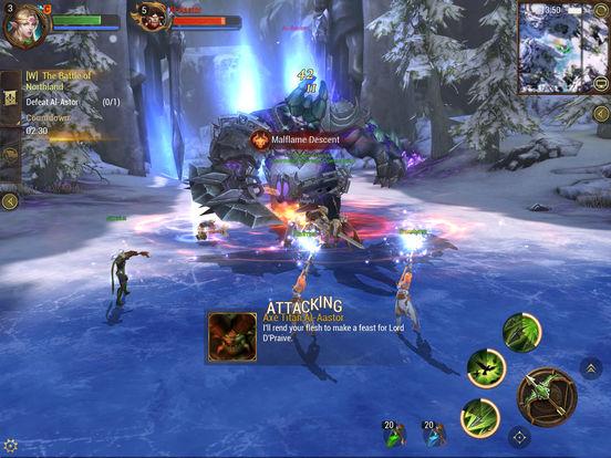 Crusaders of Light screenshot #5
