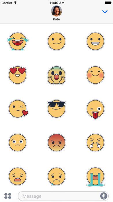 Retromoji - Animated Emoji Stickers screenshot 2
