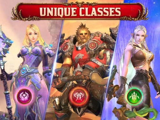 Crusaders of Light screenshot #2