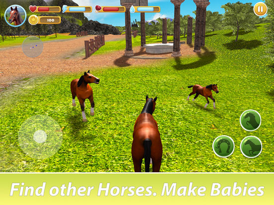 Horse Simulator: Magic Kingdom Full screenshot 6