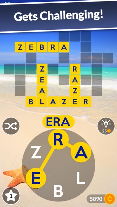 Wordscapes screenshot 3