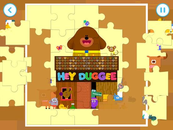 Hey Duggee Jigsaws screenshot 9