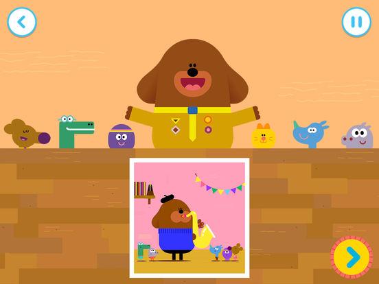 Hey Duggee Jigsaws screenshot 10