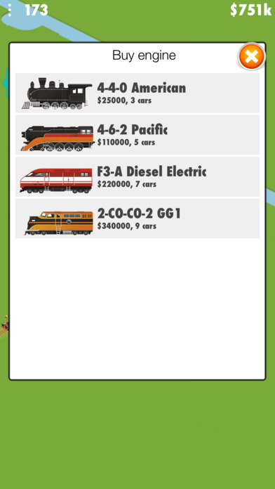 Rail Tycoon screenshot 5