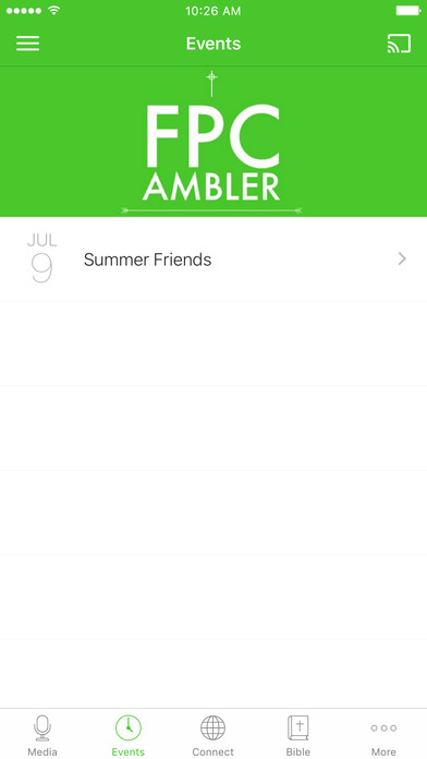 FPC Ambler screenshot 2