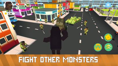 Blocky Monsters Smash Full screenshot 4