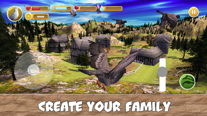 Wild Pigeon Simulator Full screenshot 2