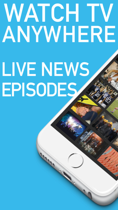 watch tv on iphone unlimited tv app live tv shows amp news on the app 6401