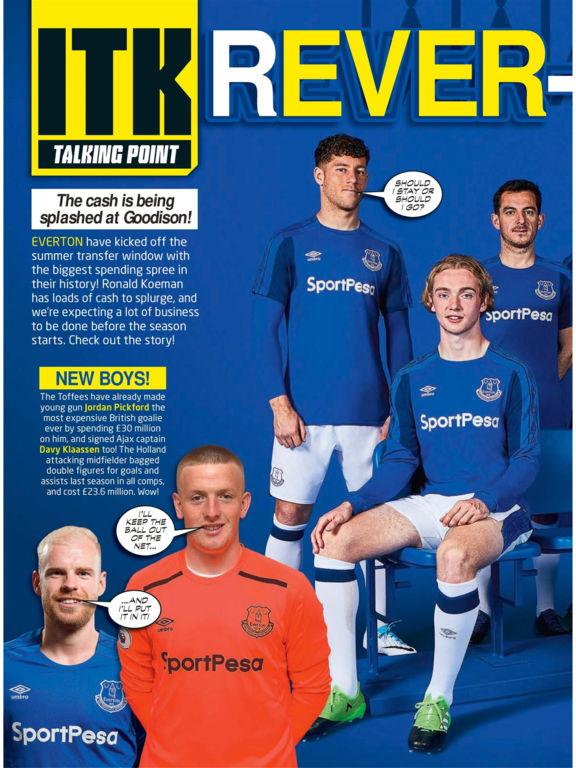 Match Magazine screenshot 8
